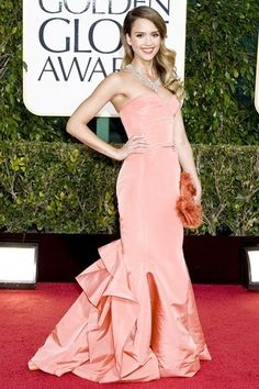 The best of the Golden Globe Awards Red Carpet 2013