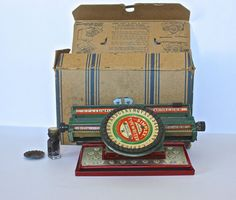 Antique Simplex Typewriter Special by CuriousAndVintage on Etsy, $45.00