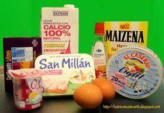 INGREDIENTES 100 grs de Queso para untar 0% m.g. 1 yogurt natural desnatado 0% m.g. 4 quesitos light 125 ml de leche desnatada 2...