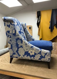 Liberty Fabrics Interiors: Journey Of A Chair | Liberty