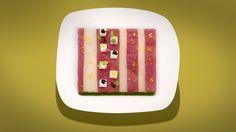 Carpaccio de thon rouge et daïkon acidulé, sushi raifort. Restaurant Bayview by Michel Roth (Meilleur ouvrier de France & Bocuse d'Or 1991), 1 étoile Michelin - Hôtel Président Wilson Genève  http://www.hotelpresidentwilson.com/fr/restaurant-bayview #bayview #MichelRoth #hotelpresidentwilson #geneve #gastronomie