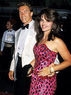 ARNOLD & MARIA photo | Arnold Schwarzenegger, Maria Shriver