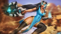 Symmetra's overhaul in Overwatch puts her over the top: Header image by PersonalAmi on DeviantArt. Soon after the announcement that players…