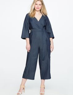 Looking for a Jumpsuit? We Found 14 Awesome Plus Size Ones http://thecurvyfashionista.com/2017/05/plus-size-jumpsuit/  How do you feel about jumpsuits? Are you on the hunt for the perfect plus size jumpsuit for the spring into summer? Well, we found 14 awesome plus sized picks!