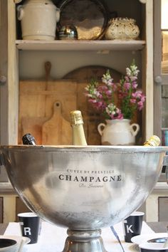 My Sweet Savannah: must have this champagne bucket!