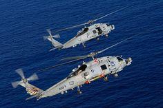 Sikorsky MH-60R « SeaHawk » @ US Navy