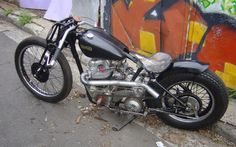 Norton bobber that makes me pee a little..... - Custom Fighters - Custom Streetfighter Motorcycle Forum