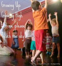 Talk children through being a seed in the ground or a pot, then sprouting into a beautiful flower. A movement activity for the Kindergarten classroom.