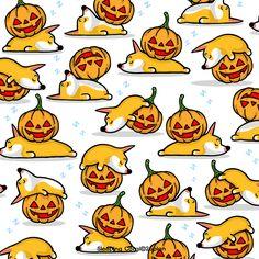 Halloween - Sleeping Corgi on Behance