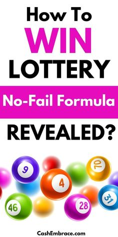 How to win a lottery: winning numbers tips and ideas. If you hope to become a millionaire thanks to your luck, there might be a way to do it without any work. See if you can earn tons of money by beating the odds! Lotto 649 Winning Numbers, Lucky Numbers For Lottery, Lotto Numbers, Lottery Strategy, Lottery Tips, Lottery Tickets, How To Win Lottery, Lotto Lottery, Lottery Result Today