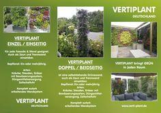 Vertiplant Vertikalbegrünung GrüneWand  Fassadenbegrünung  Vertikalbegrünung
