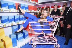 Heidi Klum Fashion Week Lidl #letswow Mode für Discounter