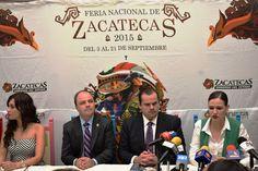 30 eventos deportivos en la Feria de Zacatecas 2015 ~ Ags Sports