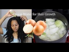 Onion Hair Oil - Fast Hair Regrowth, Hair Loss, Long & thick hair - YouTube