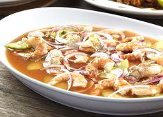 Receta de aguachile de camarón estilo Mazatlán