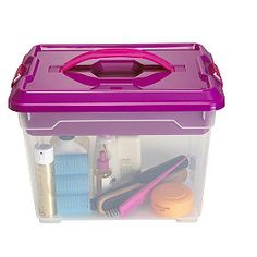 Tidy-Tote-Large from Lakeland for cake decorating supplies?