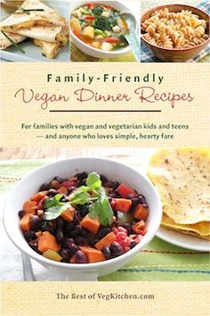 Family-friendly Vegan Dinner Recipes