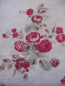 I love these vintage linens