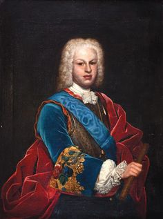 H.M. King Fernando VI of Spain (1713-1759) - Ferdinand VI, called the Learned, was King of Spain from 9 July 1746 until his death. He was the fourth son of the previous monarch Philip V and his first wife Maria Luisa of Savoy. Ferdinand, the third member of the Spanish Bourbon dynasty, was born in Madrid on 23 September 1713.