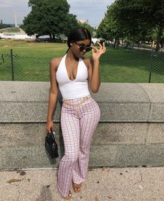coffee date outfit Dope Outfits, Swag Outfits, Chic Outfits, Trendy Outfits, Summer Outfits, Girl Outfits, Fashion Outfits, School Looks, Black Girl Fashion