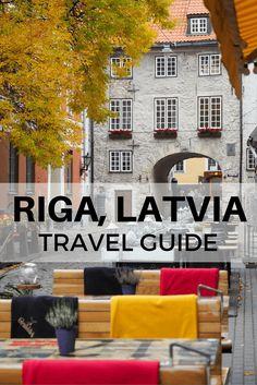 Why You Really Shouldn't Skip Riga, Latvia