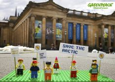 Get The Shell Out of Lego! | Greenpeace UK