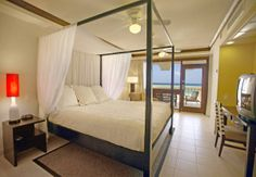 seaside Bedroom Pictures | Picture of Tara Suites Bedroom: Bacuti Beach Resort Aruba