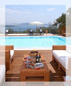 Accommodation- Corfu