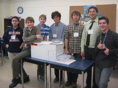 St. George's Physics Challenge Participants.
