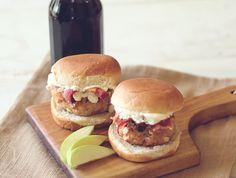 about Turkey Recipes on Pinterest   Turkey burgers, Baked turkey ...