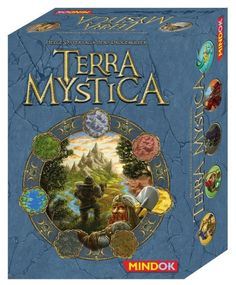 TERRA MYSTICA Jedna z najlepiej ocenionych gier!