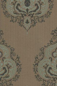 Elements of Sophistication Wallpaper - AmericanBlinds.com