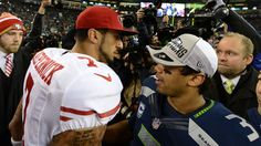 Colin Kaepernick has been a favorite foil for Seahawks fans. Will they be cheering him in 2017?
