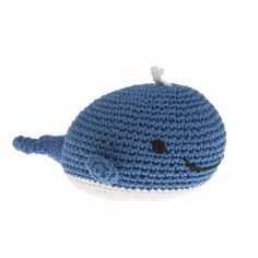 Whale Ball Dog Toy - Mungo & Maud Dog and Cat Outfitters