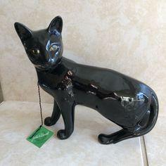 Beswick Black Siamese Cat | eBay
