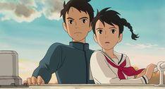 21 Underrated But Really Good Slice Of Life Anime - Squinoo Totoro, Studio Ghibli Art, Studio Ghibli Movies, Hayao Miyazaki, Sailor Moon Super S, Up On Poppy Hill, Cute Love Stories, Satsuriku No Tenshi, Anime Reviews