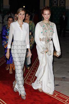 Elegancia relajada en Marruecos