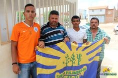 Santa Filomena Atual: Atletas de Santa Filomena se apresentam e já trein...