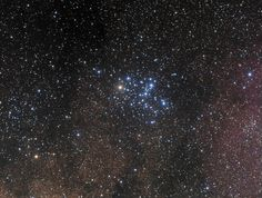 The Butterfly Cluster (M6) - Astronomy Magazine - Interactive Star Charts, Planets, Meteors, Comets, Telescopes