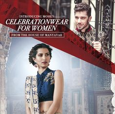 The #CeberationWear Collection for Women. Finest #Sarees #Suits #Gowns #Lehengas