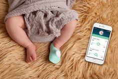 OWLET. Un calcetin para vigilar a tu bebe