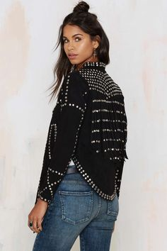 Friend of Mine Brookes Suede Jacket | Shop Clothes at Nasty Gal!