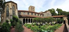 Find yourself in a medieval wonderland at The Cloisters. | 14 Non-Touristy Things Everybody Should Do In NYC