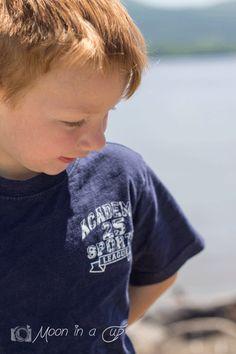 River Dwellers {Hudson Valley Child Photographer}