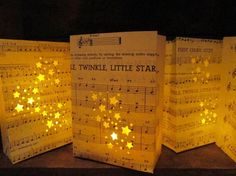 starry night luminaries by olden designs | via Starry Night Weddings http://emmalinebride.com/vintage/starry-night-weddings-ideas/