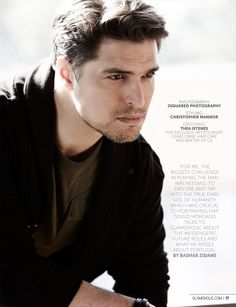 Glamoholic.com | Exclusive - Diogo Morgado on 'The Messenger', Future Roles and What He Misses About Home