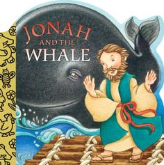 Jonah and the Whale (A Chunky Book(R)) by Mary Josephs https://www.amazon.com/dp/0679861408/ref=cm_sw_r_pi_dp_jwxExbEY1Z2EM