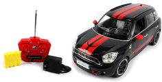 Licensed MINI J Cooper Works Countryman Electric RC Car 114 RTR Black >>> Details can be found by clicking on the image.