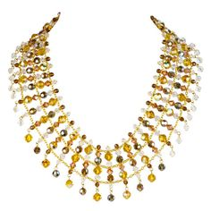 Ready to Wear by Alzerina Charm Swarovski Element Necklace