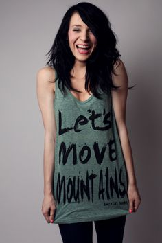 New tank from Kellin Quinn's Clothing Line Anthem Made...cant wait for it to come in the mail!